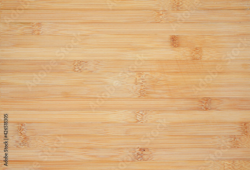 Obraz na plátne Natural Bamboo Wooden Texture background