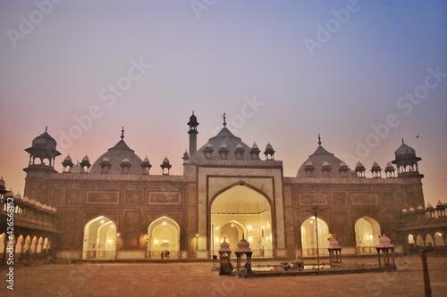 An ancient mosque