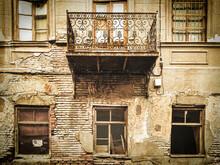 Lost Place Tbilisi Georgien