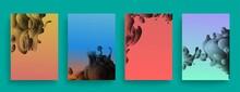 Liquid Color Background Design. Futuristic Design Posters