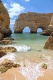 Portugal cliffs