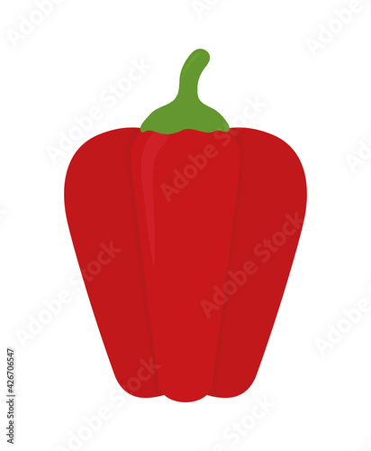 healthy pepper icon