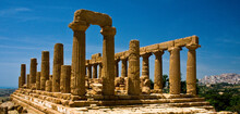 Agrigento - Valley Of The Temples