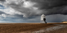 Low Lighthouse Storm