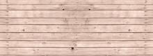 Banner Wooden Texture Background.