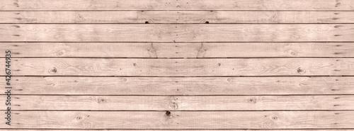 Fotografering Banner wooden texture background.