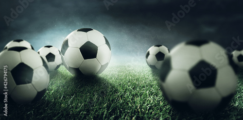 Fußball - Spiel - Tor Tapéta, Fotótapéta
