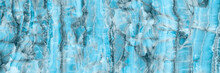 Blue Onyx Marble Texture, Abstract Background. Luxurious Aqua Tone Onyx Marble With Golden Veins High Resolution, Turquoise Green Marble, Polished Slice Mineral, Blue Water In Swimming Pool Rippled.