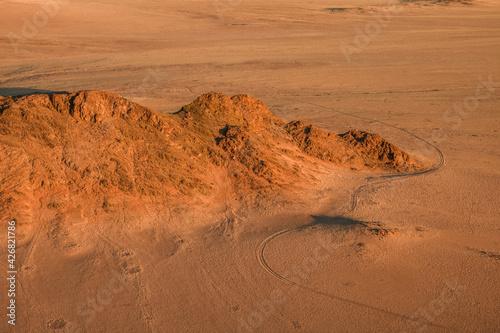 Photo Désert du Namib