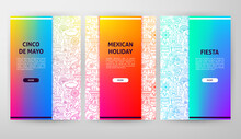 Mexican Holiday Web Design