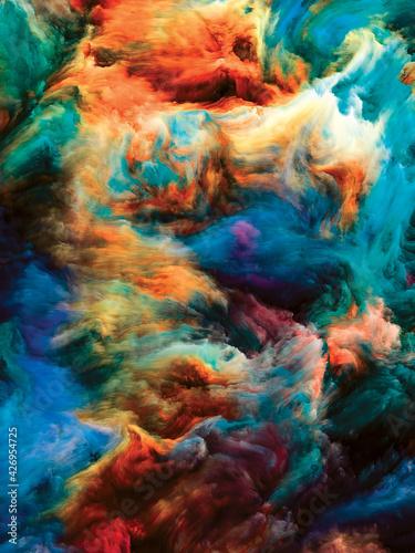 Beautiful Paint Flow