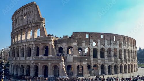 Fotografija Colosseum, Rome, Italy