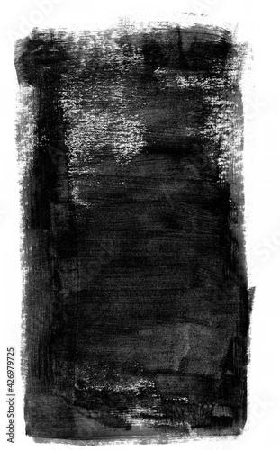 Carta da parati black texture tint crayon background