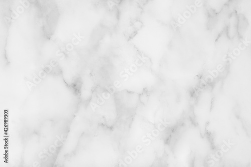Fototapeta White marble texture for background or tiles floor decorative design