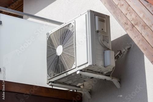 Fototapeta klimatyzator obraz