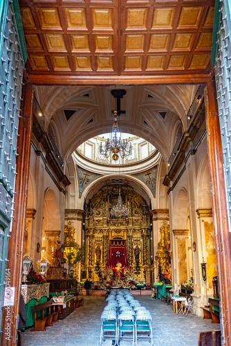 Fototapeta Semana santa en castilla en tiempos del covid sin desfiles procesionales obraz