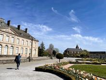 Visite Au Jardin De L'évêché à Limoges