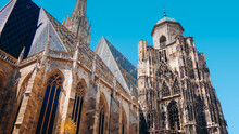 St. Stephen Cathedral Is The Mother Church Of The Roman Catholic Archdiocese Of Vienna