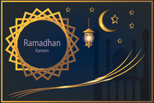 Islamic Design With The Theme Of Ramadan And Eid For Media Post