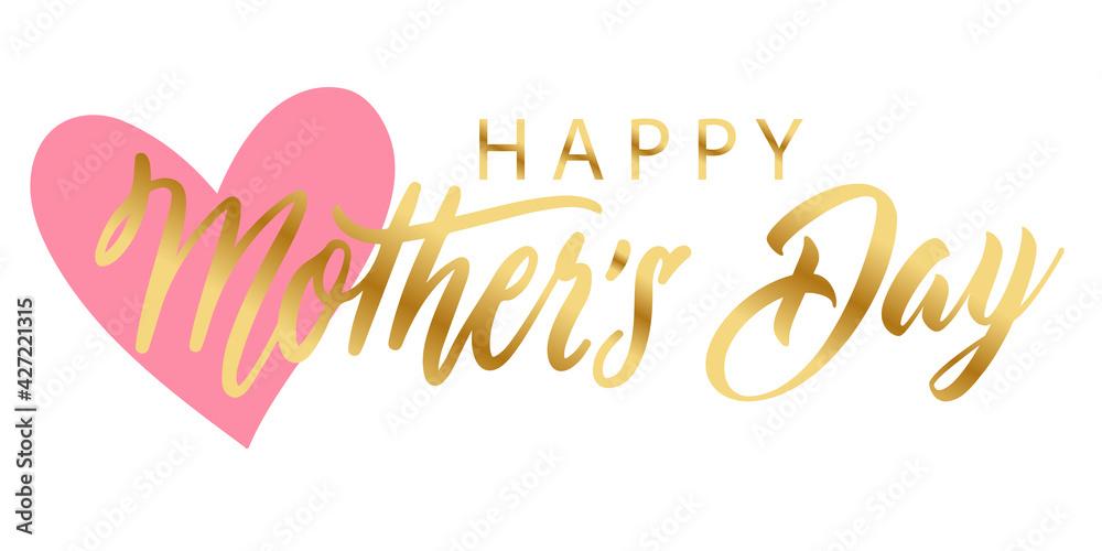 Obraz Happy Mothers Day fototapeta, plakat
