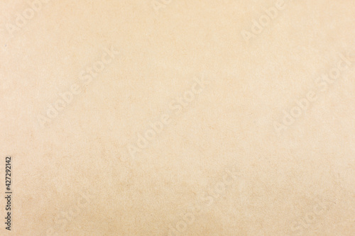 Obraz Brown kraft paper texture, natural eco recycle background. - fototapety do salonu