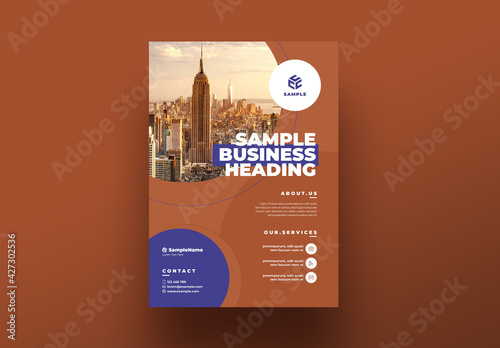 Sample Business Flyer
