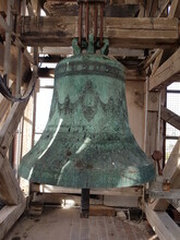 Old Bell In The Church
