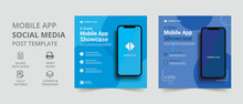 Editable Instagram Story Social Media For Product Promotion. Geometric Elements. Social Media Posts, Mobile Apps, Banners Design, And Web.