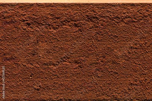 Textura de metal muy oxidado, óxido y fondo de metal oxidado. Panel de hierro de metal antiguo.