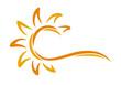 Symbol of the bright summer sun.