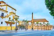 Santo Domingo Convent And Former Tobacco Factory, Cadiz, Spain