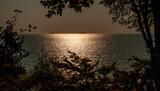 Fototapeta Fototapety z morzem do Twojej sypialni - patrząc w morze Gdynia Orłowo 1