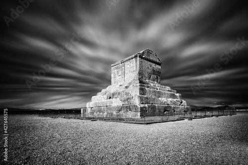 Fototapeta Tomb of Cyrus the Great