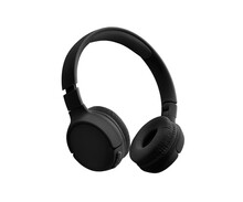 Single Black Bluetooth Wireless Headphones