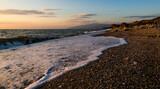 Fototapeta Fototapety z morzem do Twojej sypialni - Kamieniste plaże, Grecja