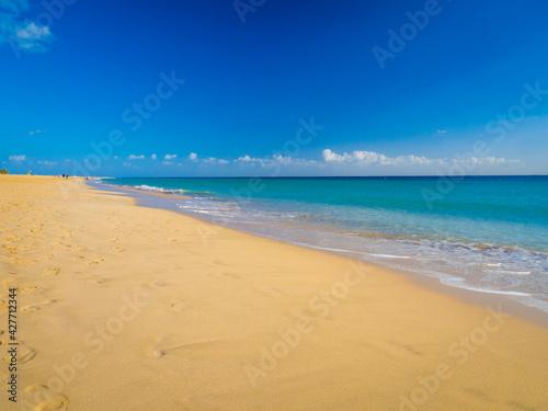 Obraz wakacje, Gran Canaria - fototapety do salonu