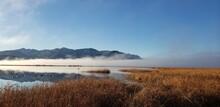 Early Morning Duck Hunt. Alaska