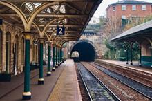 Knaresborough Railway Station, United Kingdom