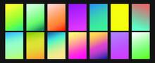Modern Screen Vector Background. Color Template For Mobile App. Creative Design For Flyer, Poster, Cover, Brochure, Banner.