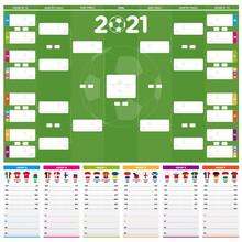 2021 Football Tournament Schedule
