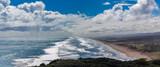 Fototapeta Fototapety z morzem do Twojej sypialni - Plaża, okolice Auckland, Morze Tasmana