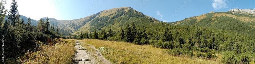 Fototapeta Dolina Kondratowa