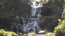 Chittenango Falls In Real Time