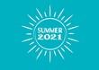 sunny summer 2021