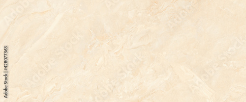 Cream marble, Ivory onyx marble for interior exterior (with high resolution) decoration design business and industrial construction concept design. Creamy ivory marble background.