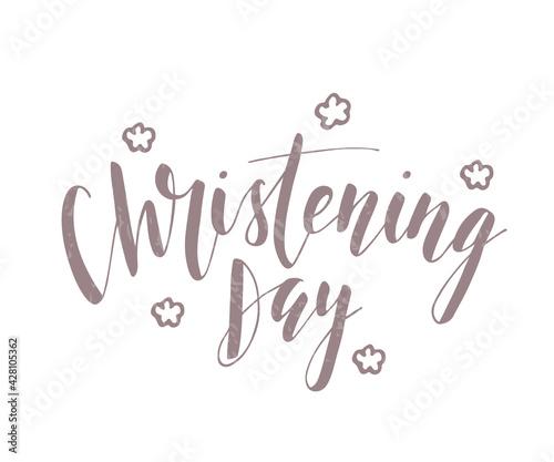Fotografia, Obraz Christening Day