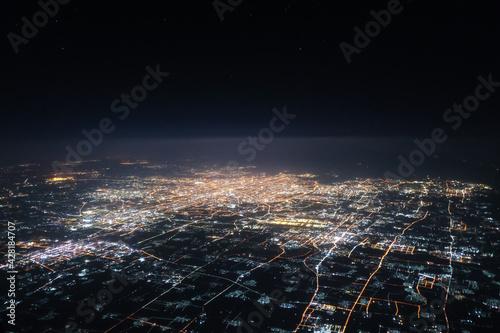 peking bei nacht  - fototapety na wymiar