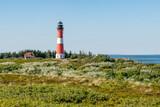 Fototapeta Paryż - Lighthouse Hörnum (Leuchtturm Hörnum), Sylt, Schleswig-Holstein, Germany