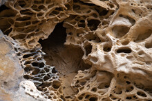 Weather-eroded Stone Textures
