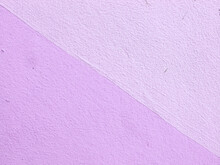 Wall  Two Soft Purple And Dark Purple Color Pastel Tone